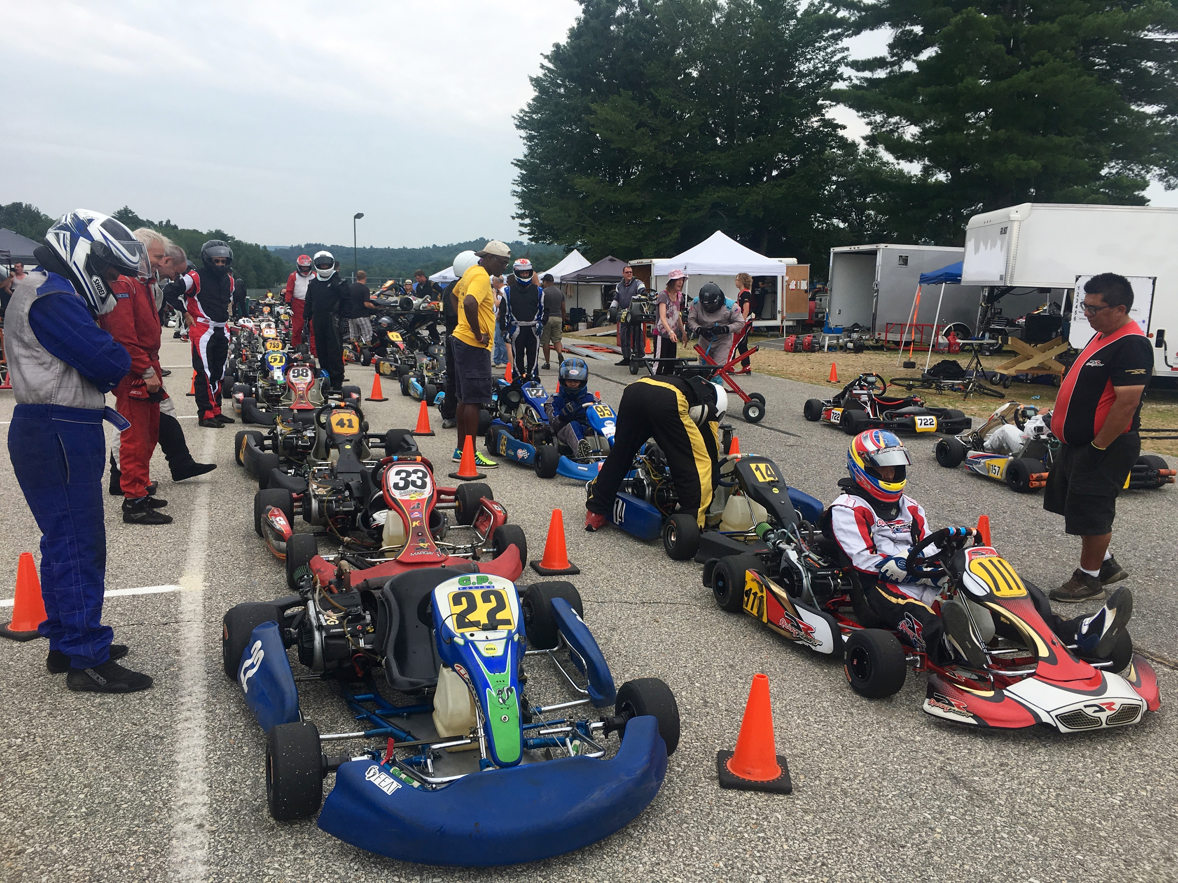 NHKA Racing Series – Real Go-Kart Racing for Adults and Kids in ...