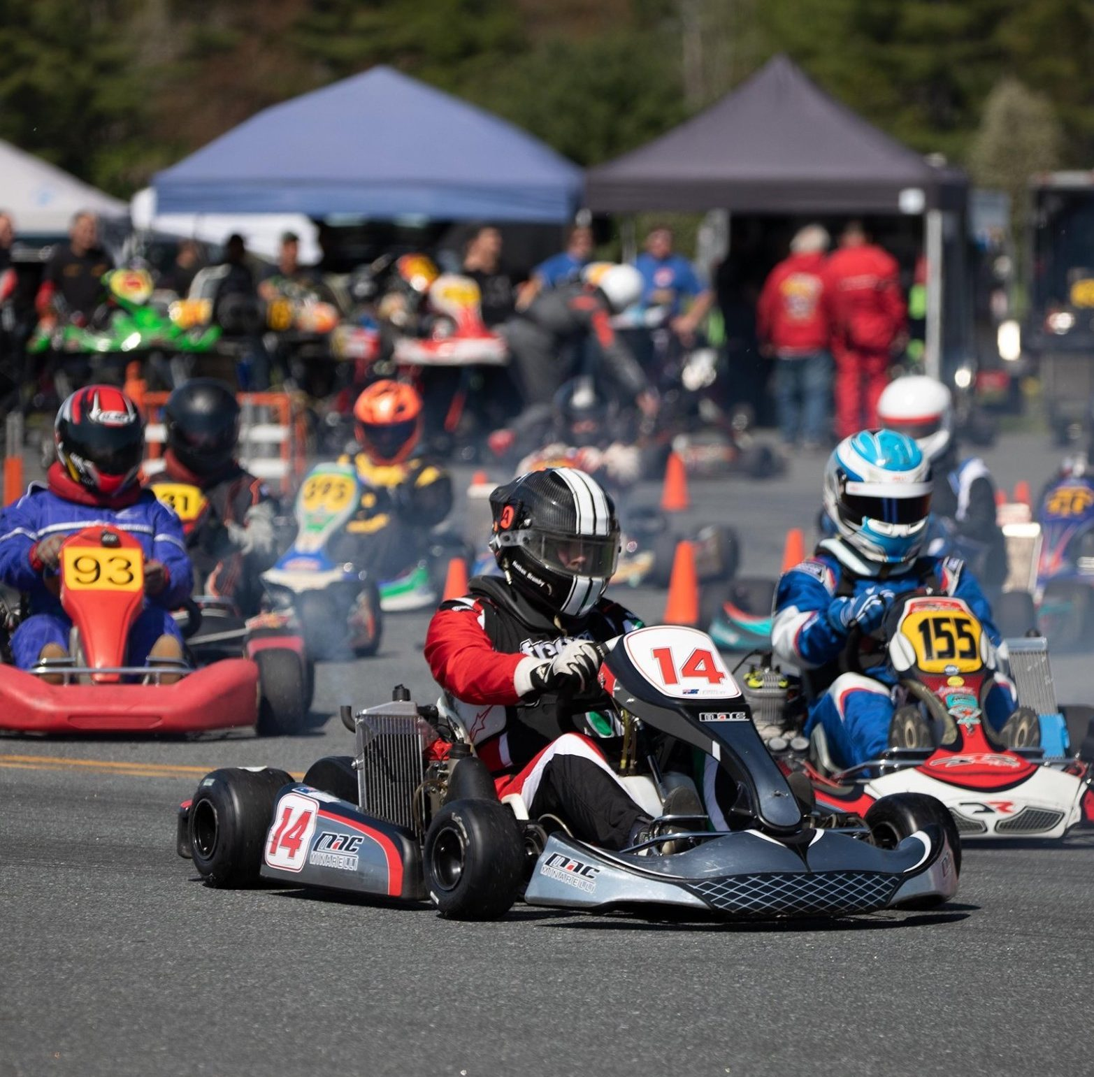 NHKA Racing Series – Real Go-Kart Racing for Adults and Kids in New